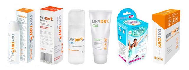 Дезодорант драй-драй при беременности
