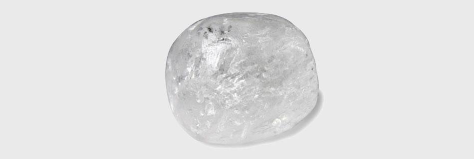 Фото: природный квасцовый камень Алунит