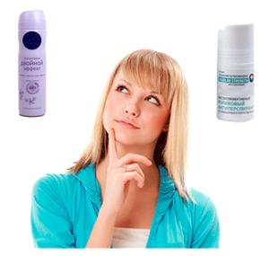 Фото: чем отличается дезодорант от антиперспиранта и как правильно сделать выбор между ними