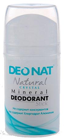 Фото: Деонат Кристалл - серия натуральных дезодорантов, которые набирают популярность