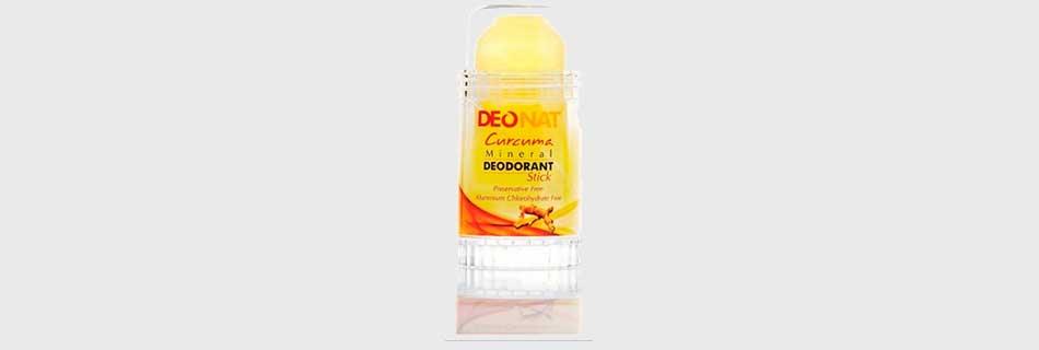 Фото: Деонат с Куркумой - природный антибиотик, который позаботится о вашей коже