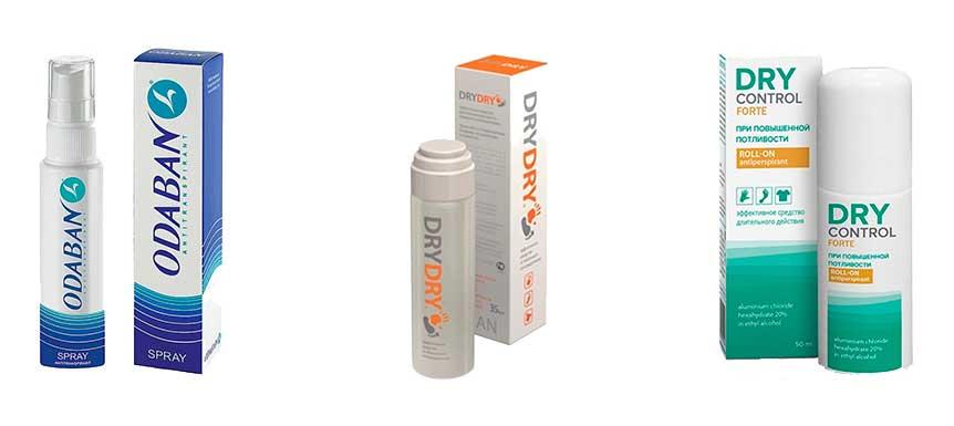 Фото: дезодоранты с алюминием не менее востребованы и хорошо помогают сохранять сухость