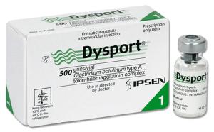 Фото: Диспорт позволяет на долгое время забыть о гипергидрозе