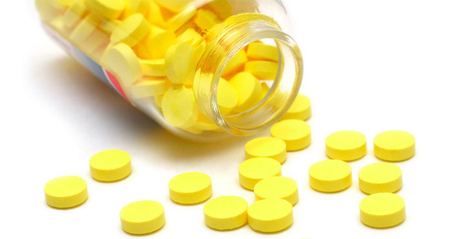 Фото: таблетки фурацилина - действительно ли они могут помочь в борьбе с потливостью ?
