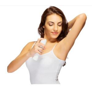 Фото: как правильно пользоваться дезодорантами, чтобы не потеть так сильно, как раньше ?