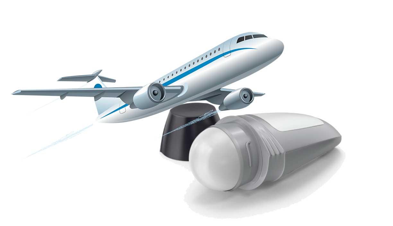 Фото: можно ли брать в самолет дезодорант?