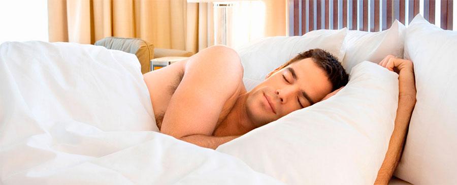 Фото: рекомендации по нормализации сна и потливости