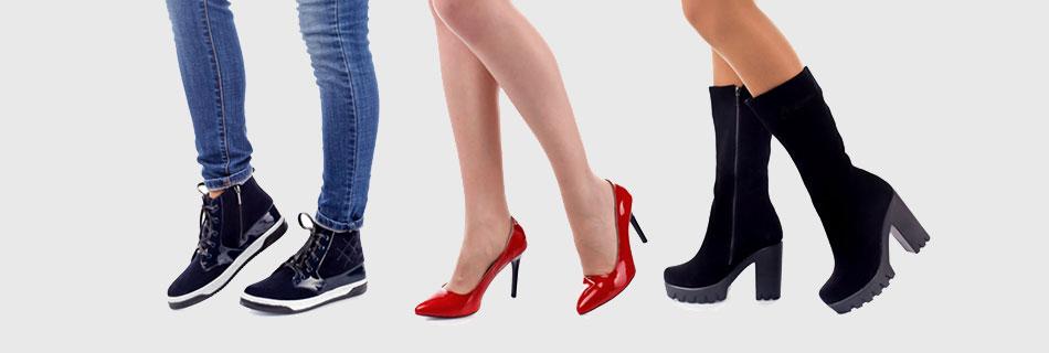 Фото: что надо знать про обувь