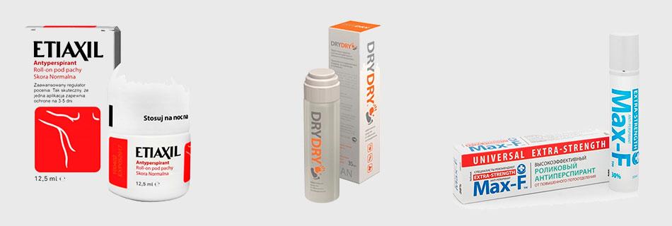 Фото: чем можно воспользоваться, если этот дезодорант не подошел по разным причинам ?
