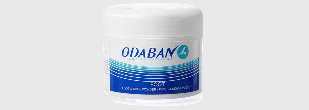 Фото: отличный вариант против повышенной потливости ног и неприятного запаха