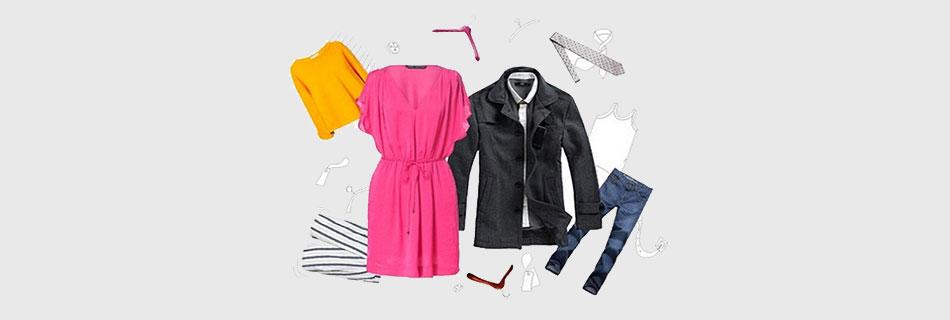 Фото: от одежды зависит очень много, поэтому учимся правильно выбирать её