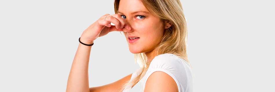Фото: почему появляется неприятный запах от пота ?