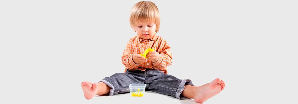Фото: в чем может заключаться проблема гипергидроза у более старших детей ?
