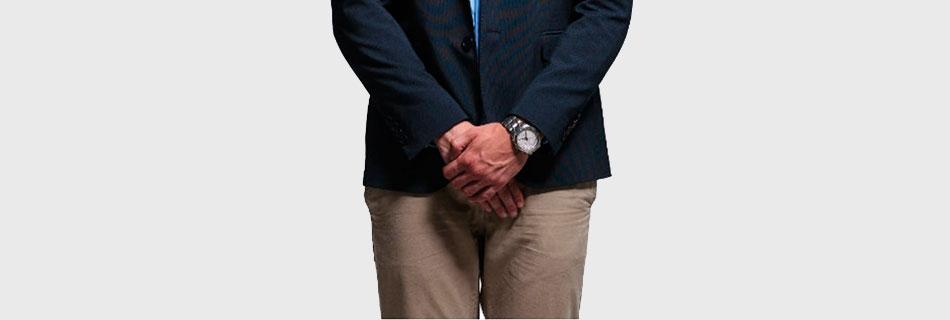 Фото: решение деликатной проблемы, когда сильно потеет и появляется неприятный запах между ног у мужчины