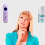 Чем отличается дезодорант от антиперспиранта и что лучше ?