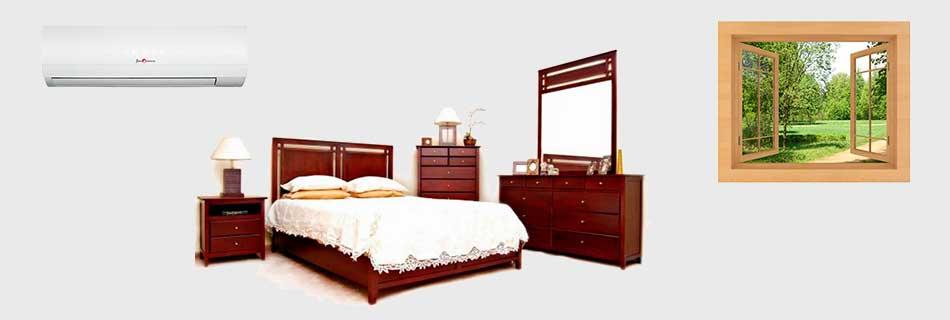 Фото: правильное обустройство спальной комнаты часто помогает решить проблему