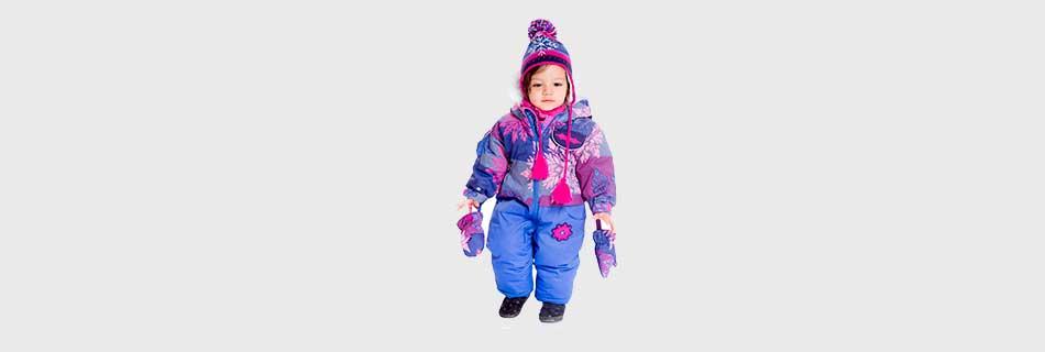 Фото: очень важно правильно одевать ребенка