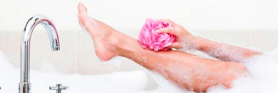 Фото: простые гигиенические меры поспособствуют улучшению состояния ног