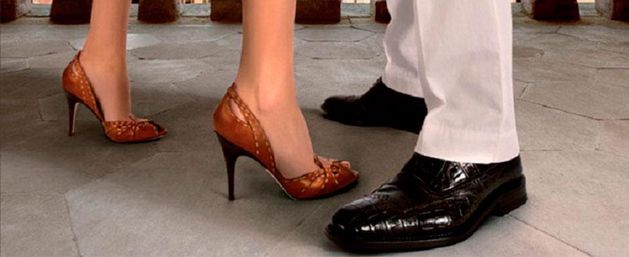 Фото: правильный выбор и уход за обувью при гипергидрозе