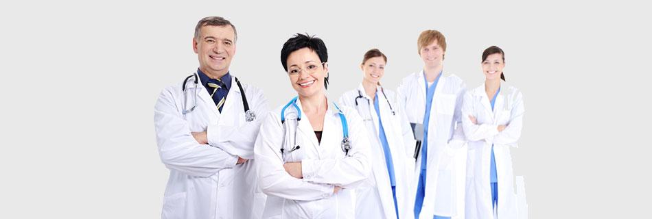 Фото: список врачей, которые могут быть связаны с данным заболеванием