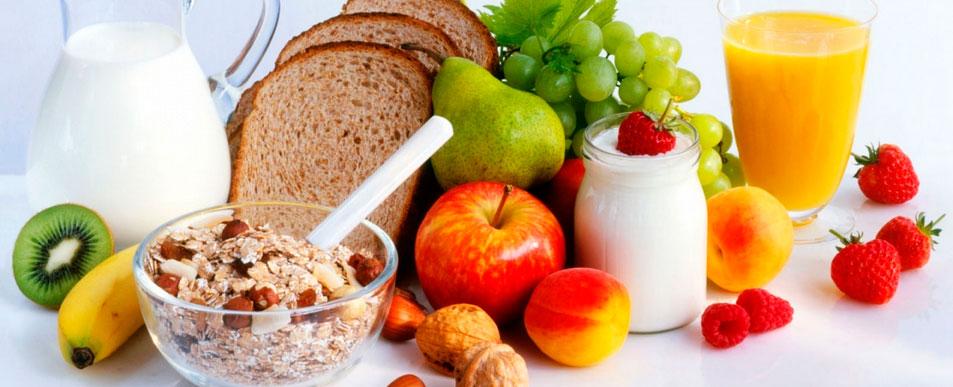 Фото: система правильного питания предельно важна для нормального потоотделения