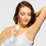Как правильно пользоваться дезодорантом чтобы не потеть ?